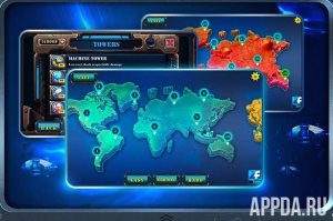 Field Defense: Tower Evolution (Товер Дефенс)  v 1.9 [ВЗЛОМ]