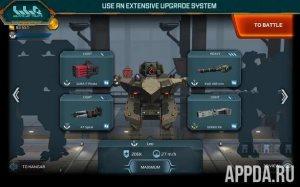 Скачать Игру Вар Роботс На Андроид Бесплатно - фото 11