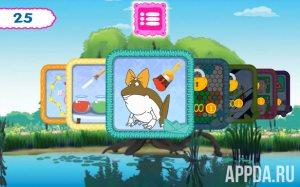Скачать Лунтик: Детские игры на андроид …