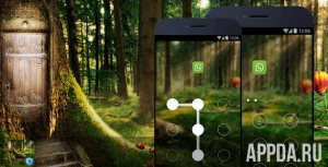 AppLock Theme - Deep Forest