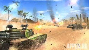 Crazy Tank: cross the frontier v 1.2.0
