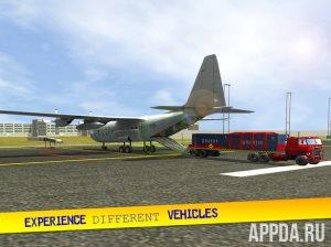 Аэропорт грузовой самолет Горо