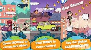 Mr Bean - Around the World