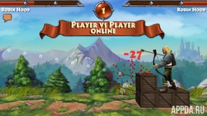 Archers Clash Multiplayer Game [ВЗЛОМ]