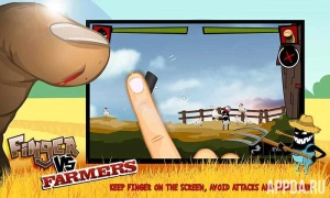 Finger VS Farmers v 1.2.5 [ВЗЛОМ]