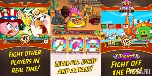 Angry Birds Fight! RPG Puzzle v 2.5.0 [ВЗЛОМ]