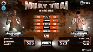 Muay Thai - Fighting Origins v 1.0.3 [ВЗЛОМ]