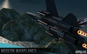 Modern Warplanes v 1.1 [ВЗЛОМ]