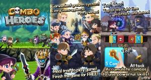 Combo Heroes v1.0.5 [ВЗЛОМ]
