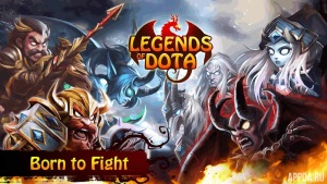 Arcane Legends на андроид - top-android.org