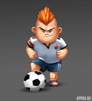Kung fu Feet: Ultimate Soccer v1.0.10 [ВЗЛОМ]