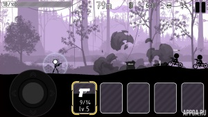 Stickman Wars: The Revenge v 1.0.1