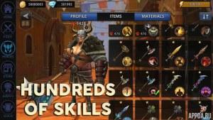 Quest of Heroes: Clash of Ages v1.1.7 [ВЗЛОМ: Много золота]