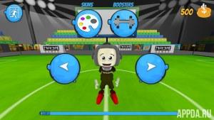 Football Mashup v1.1.1 [ВЗЛОМ: Много денег]