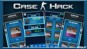 Case Hack – CSGO Mini Game v1.1