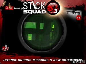Stick Squad 3 - Modern Shooter [ВЗЛОМ много денег] v 1.2.5