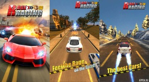Ярость Гонки 3D - Rage Racing  v1.3.082