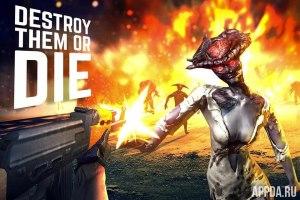 Zombie: Best Free Shooter Game v 1.2 [ВЗЛОМ: Покупки, Гранаты, Аптечка] v 1.2