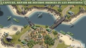 1944 Burning Bridges [ВЗЛОМ много денег] v 1.1.0