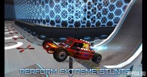 Extreme Stunt Car Driver 3D v 1.0.3 [ВЗЛОМ]