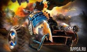 Death racing: Road Killer [ВЗЛОМ: много денег] v 1.5