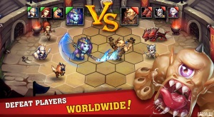 Heroes Tactics: War & Strategy v 1.4.7.4