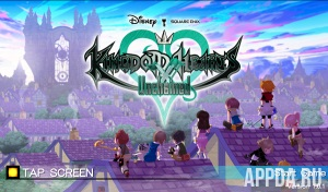 KINGDOM HEARTS Unchained X [ВЗЛОМ на урон] v 2.0.0