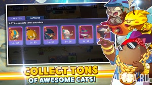 Tap Cats: Idle Warfare v 1.1.7