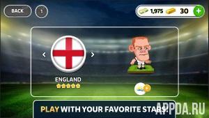 EURO 2016 Head Soccer [ВЗЛОМ много денег] v 1.03