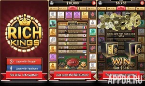 Rich Kings: Money Play [ВЗЛОМ на бриллианты] v 1.1.0