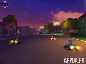 Garfield Kart Fast & Furry [ВЗЛОМ] v 1.043