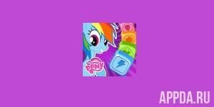 My Little Pony: Puzzle Party [ВЗЛОМ много жизней] v 1.4.13