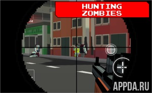 Pixel Z Sniper - Last Hunter v 1.1