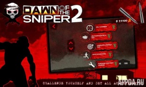 Dawn Of The Sniper 2 [ВЗЛОМ Много денег] v 1.3.4