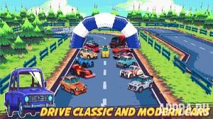 Built for Speed: Racing Online [ВЗЛОМ много денег] v 2.0.3
