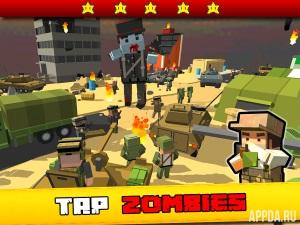 Tap Zombies - Hero Idle Titans v 1.0.13 [ВЗЛОМ Много денег]