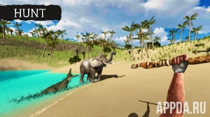 скачать игру выживание на острове эволюция на андроид
