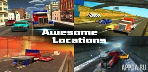Racing Game: Truck Racer v 1.1.2 [ВЗЛОМ Много денег]