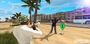 Gangster Crime Wars [ВЗЛОМ: Много денег] v 1.3.01