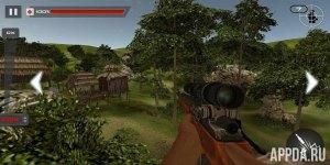 Mountain Sniper Shooting 3D [ВЗЛОМ Много денег] v 4.6