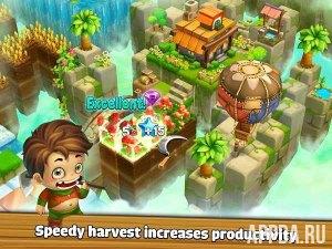 Cube Skyland: Farm Craft [ВЗЛОМ много денег] v 1.1.255a