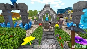 Craft & Magic - Block worlds v 1.1.4