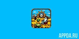 Coin Pusher: Pirate Booty [ВЗЛОМ: бесконечные монеты] v 1.2.2