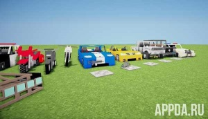 Mod & Skin GTA V for Minecraft v 1.6