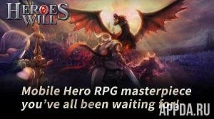 Heroes Will [ВЗЛОМ] v 2.1.27