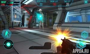 Alien Space Shooter 3D [ВЗЛОМ: много денег]v 1.2