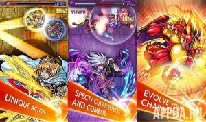 Monster Strike [ВЗЛОМ на бессмертие] v 7.0.1