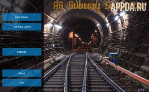 AG Subway Simulator Mobile v 1.3.0.3