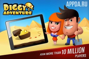 Diggy's Adventure v 1.2.23