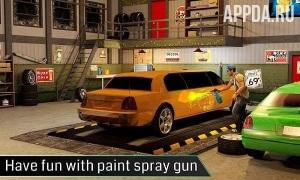 Limousine Car Mechanic 3D Sim [ВЗЛОМ все разблокировано] v 1.0